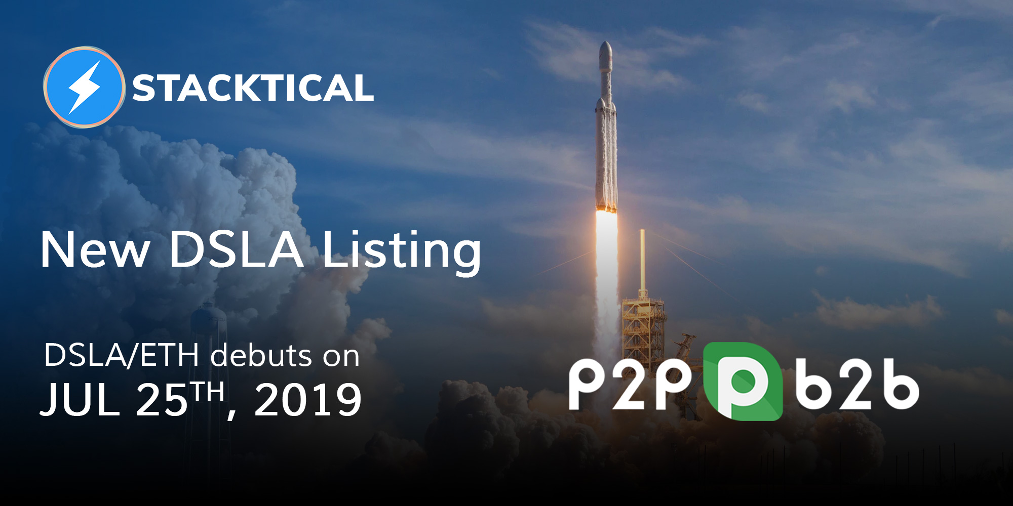 DSLA Listing Announcement