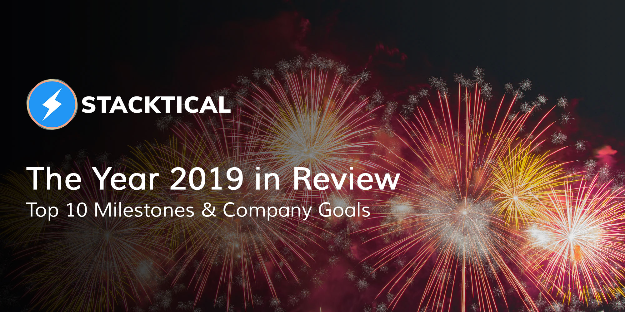 The Year 2019 in Review
